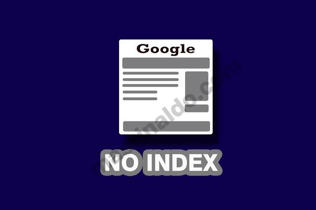 Penyebab Artikel Tidak Muncul di Google ala Mas Rinaldo