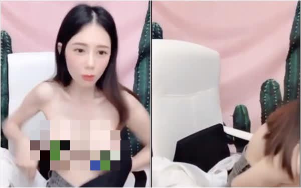Sự cố tuột áo khiến nữ streamer xinh đẹp bị xoá tài khoán trong tích tắc