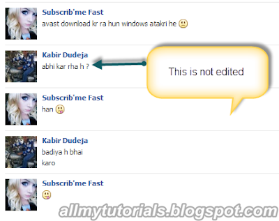How To Make Fake Chat On Facebook How To Make Fake Facebook