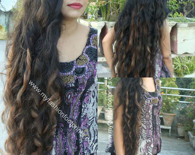 Irresisitible Me Hair Highlights Review and easy to do hairstyles