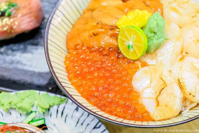 MG 3045 - 熱血採訪│台中隱藏版北海道三色丼,還有帥氣小鮮肉為你服務的岡崎日式料理!(已搬遷)