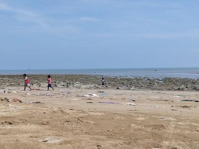 pantai kelapa Panyuran