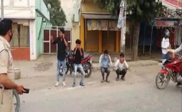 बिहार में लॉकडाउन तोड़ने पर 686 वाहन जब्त, 41 पर FIR और 9 भेजे गए जेल