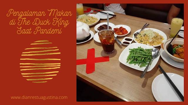 Pengalaman Makan di The Duck King