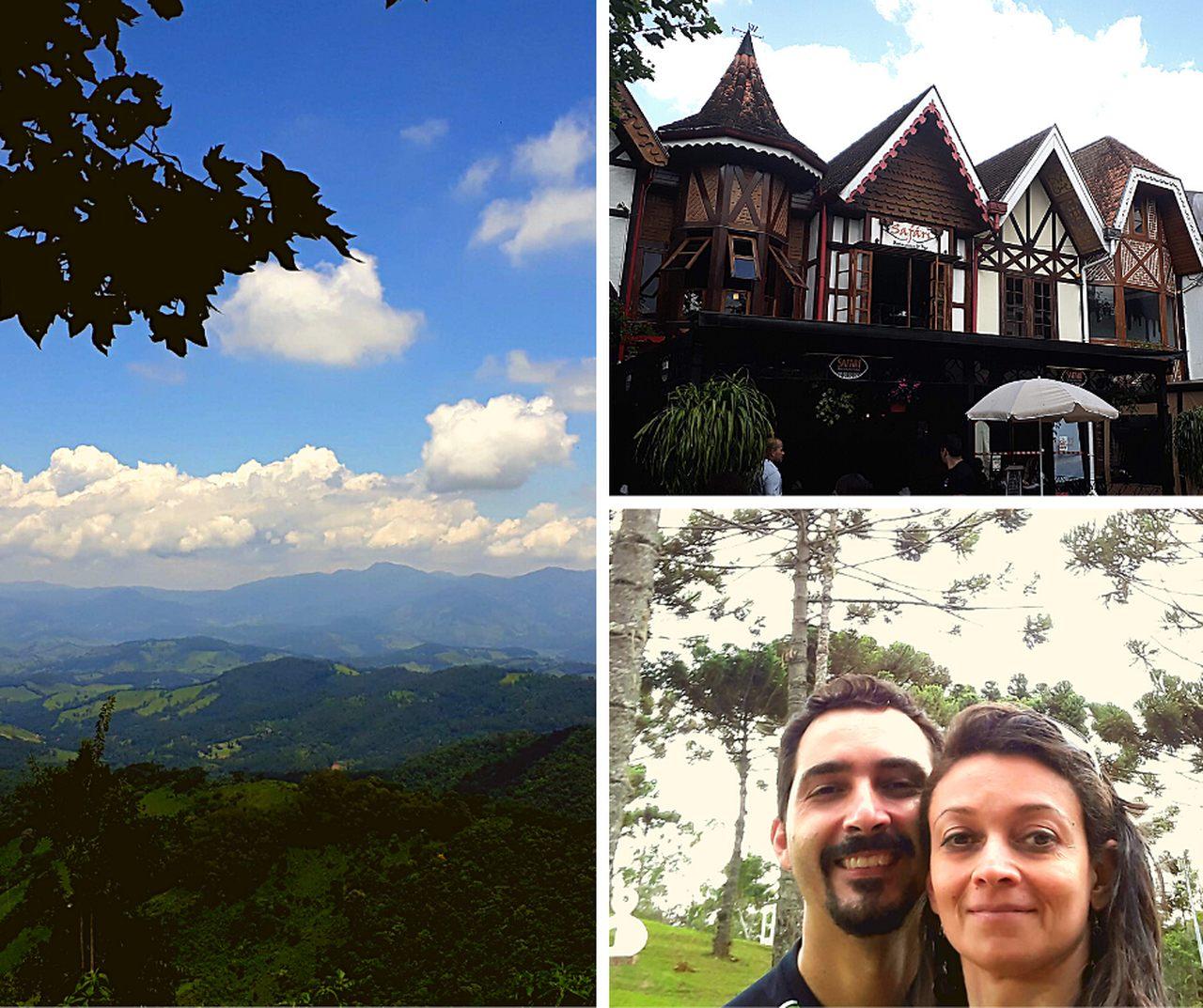 Campos do Jordão, SP - destino romântico no Brasil