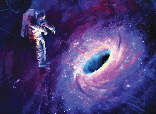 What happens if you falls into a Black Hole?