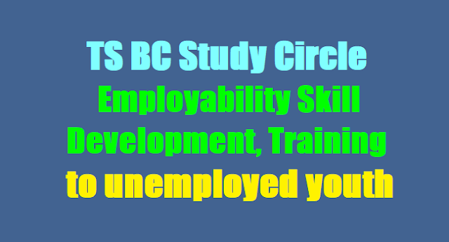 TS BC Study Circle,Employability Skill Development, Skills Training,BC unemployed youth