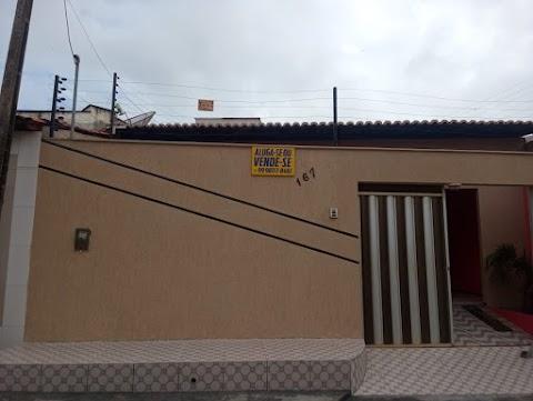 Vende-se belíssima casa no Bairro Mutirão em Pedreiras