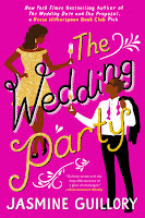 The Wedding Date by Jasmine Guillory book cover
