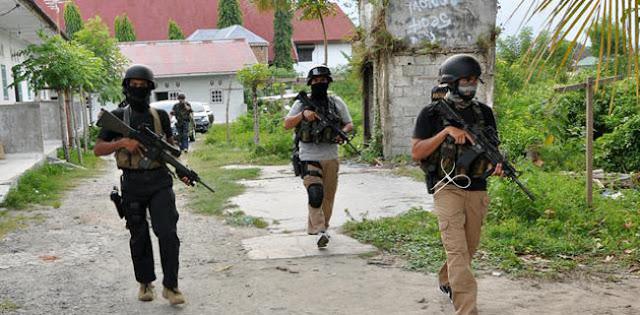 Selain SG, Densus 88 Juga Tangkap 3 Terduga Teroris Di Kota Bekasi