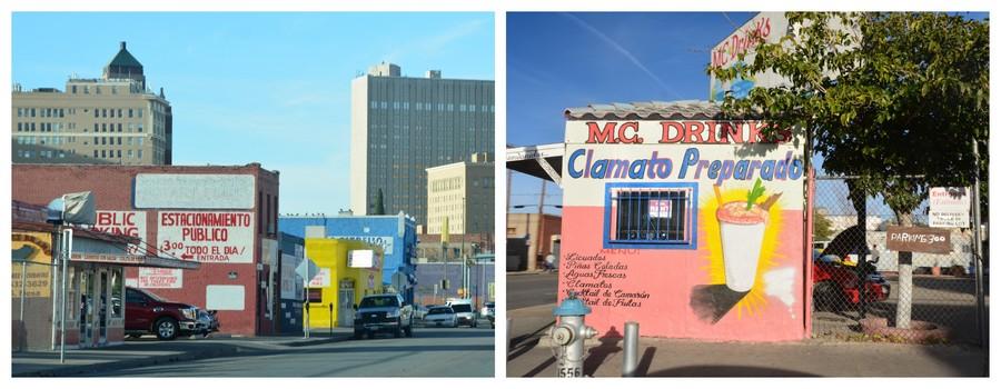 Dernière journée à El Paso