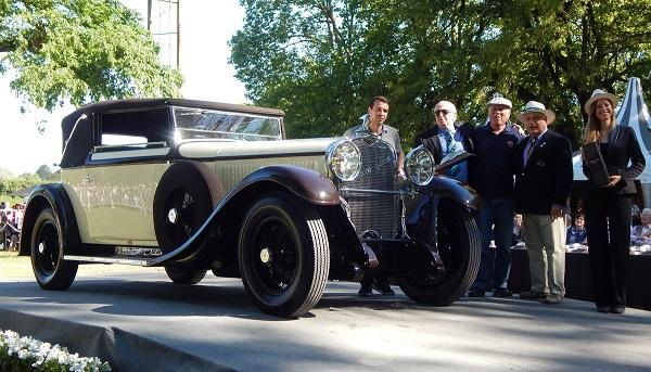 Hispano Suiza 1928