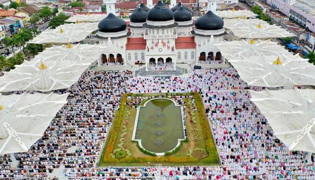 Masjid Raya Baiturrahman Banda Aceh