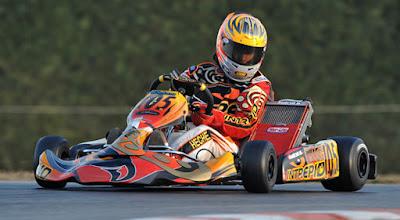 3ος Αγώνας Πανελλήνιου Πρωταθλήματος Karting