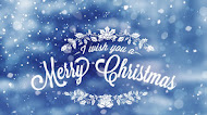 Merry Christmas Snow Mobile Wallpaper