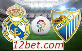 Dự đoán bóng đá Real Madrid vs Malaga (22h15 ngày 21/01/2017)
