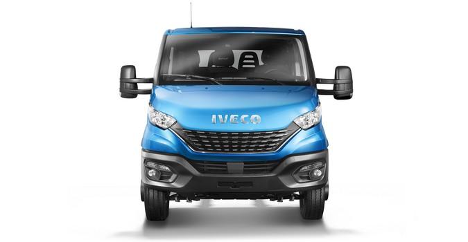 IVECO Daily é eleito o 'Caminhão Leve do ano em 2021'