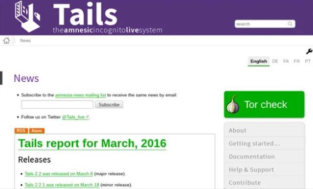 3 Browser Paling Aman untuk Mengakses Situs Deep Web