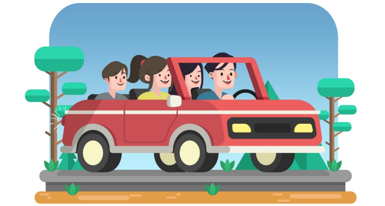 Tips Ketika Bosan Naik Kendaraan Pribadi
