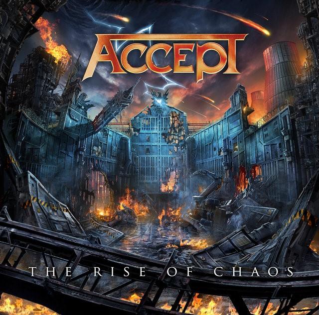 """ACCEPT: Disponível novo álbum da banda intitulado """"The Rise Of Chaos"""""""