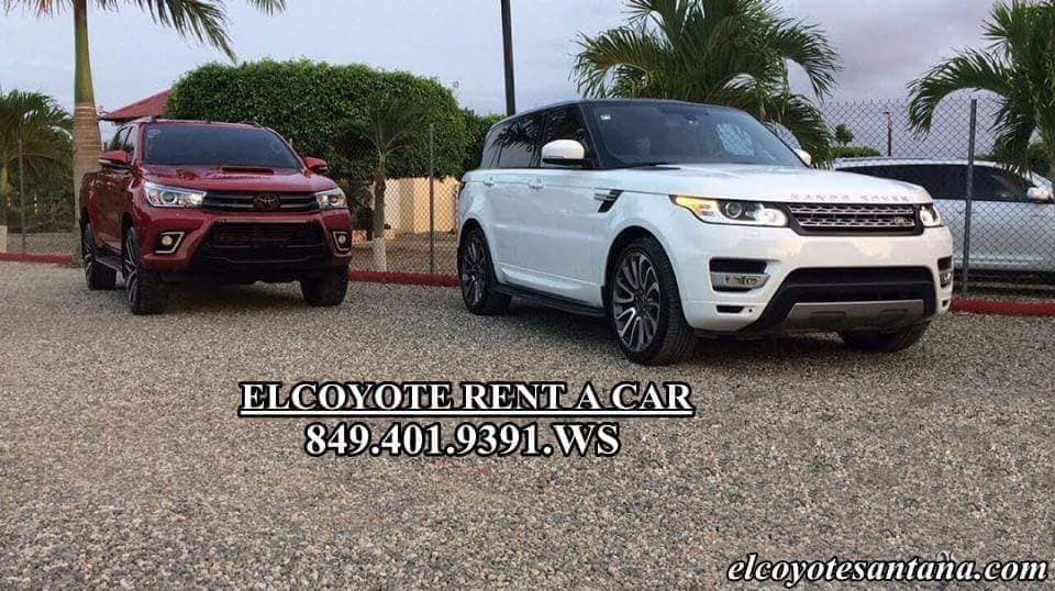 ELCOYOTE RENT A CAR