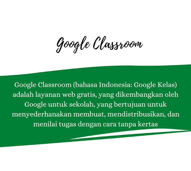 Cara Menggunakan Google Classroom Tanpa Harus Terhubung ke Internet Via HP dan Laptop
