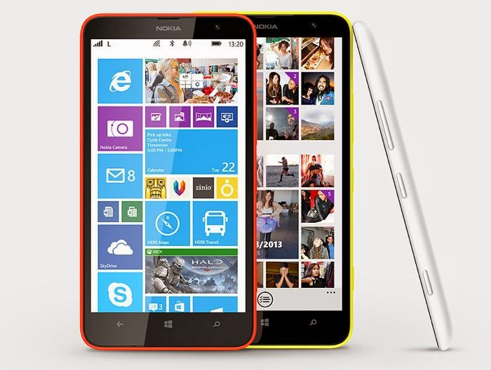 UK Price of Nokia Lumia 1320 is £294.98, shipment date End February