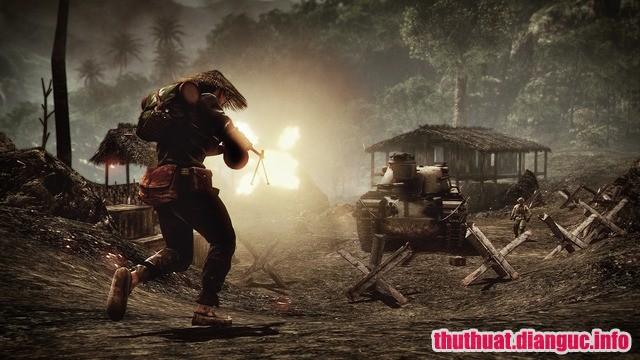 Game chiến tranh Việt Nam hay nhất