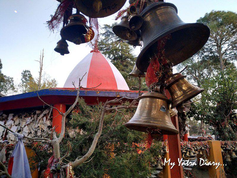 A unique temple - Chitai Golu Devta Temple Almora Uttarakhand