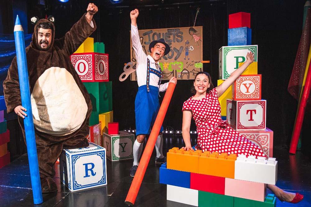 Théâtre Pixel : quel spectacle musical voir en famille ?