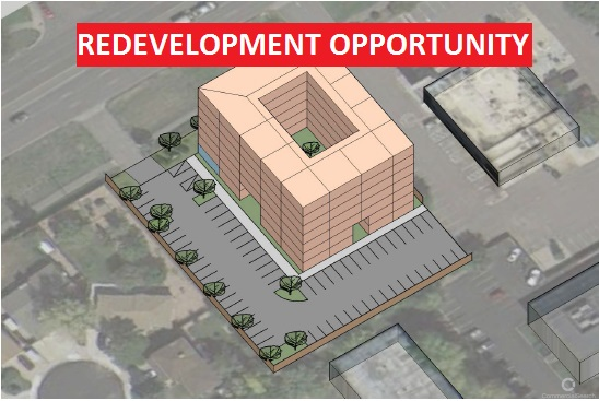 The building would house climate controlled storage units as well as business center with private workstations and a shared conference room.  sc 1 st  La Vida Belmar & La Vida Belmar: CubeSmart Self-Storage Planned for 6206 W. Alameda Ave.