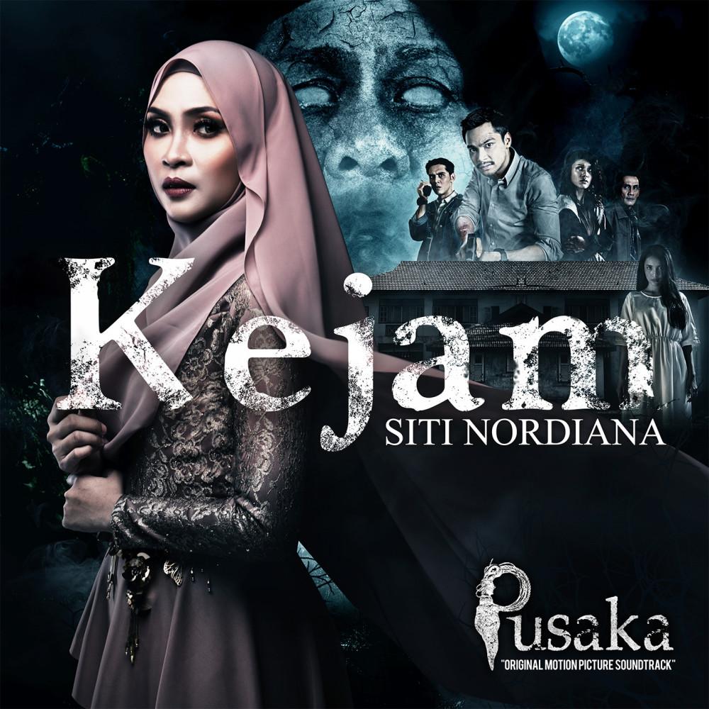"Lirik Lagu Siti Nordiana - Kejam (OST Filem ""Pusaka"")"