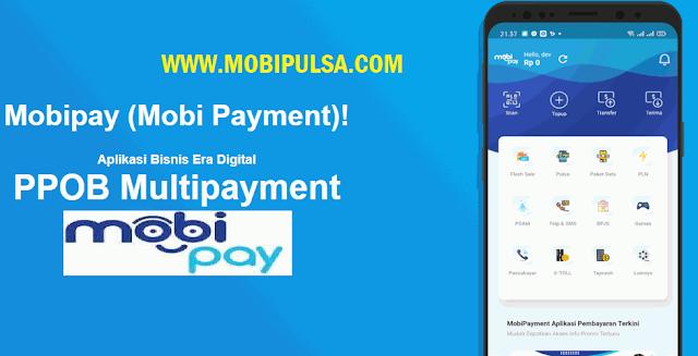 MOBI Payment : Agen Pulsa Murah Online