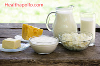 Dairy products for Allergy