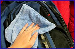 lavado de maletines