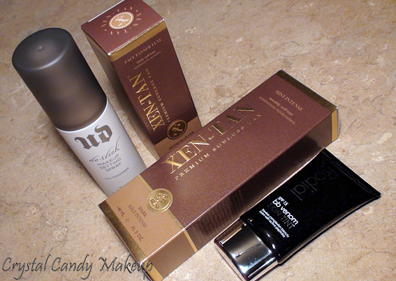 Commande LookFantastic (Rodial, Urban Decay, Xen-Tan)