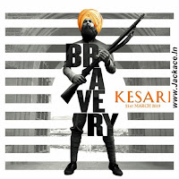 Kesari First Look Poster 9
