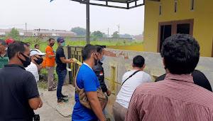Pelaku Pembunuh Asiong di Tangkap, Tim Jatanras Polda Sumut Geledah 2 Rumah di Marelan