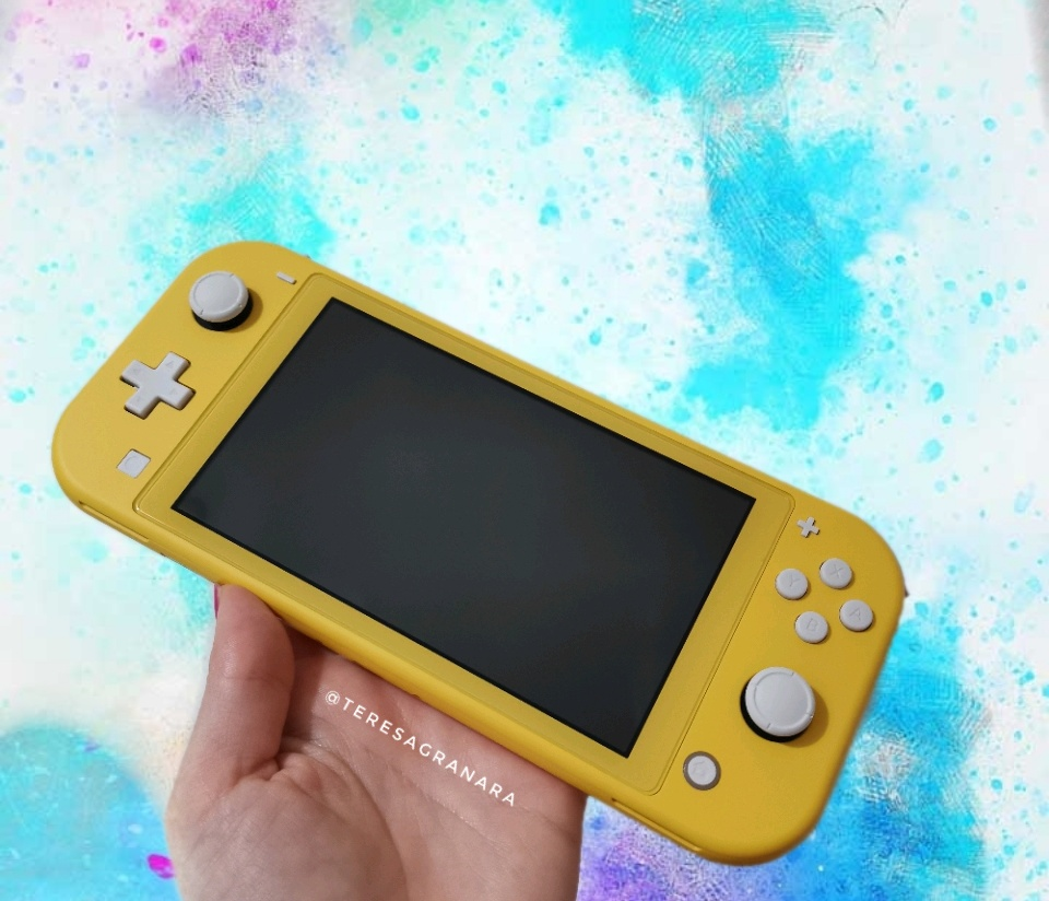 NINTENDO SWITCH LITE teresagranara