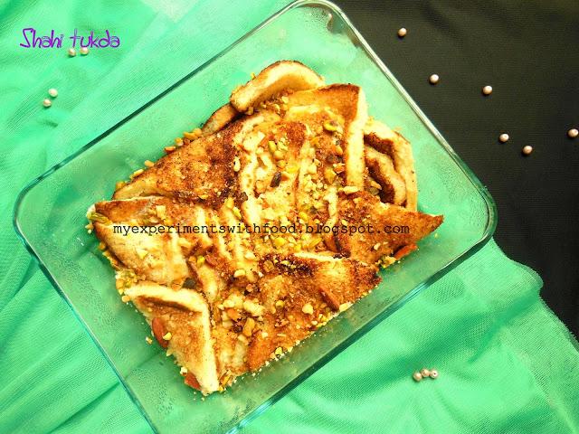 Shahi Tukda- Ramadan Special