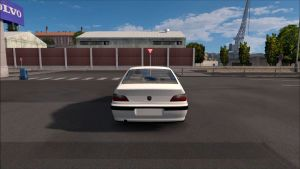 Car - Peugeot 406
