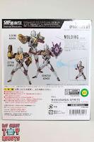 S.H. Figuarts Ultraman X MonsArmor Set Box 03