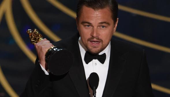 Leonardo DiCaprio a remporté un Oscar pour The Revenant