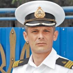 Капітан 3 рангу Володимир Грабинський