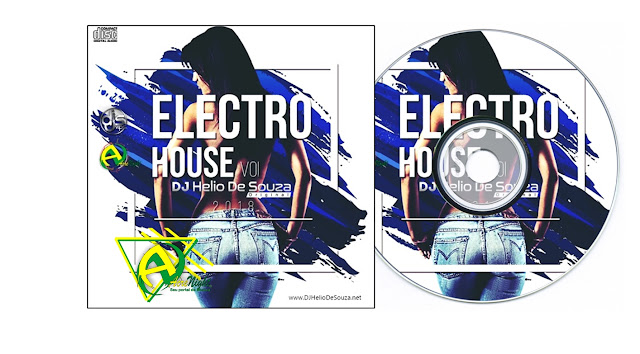 CD Electro House Vol.01 ( DJ Helio De Souza 2018 )