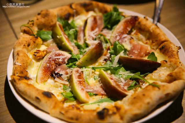 Gino Pizza -白色熱情