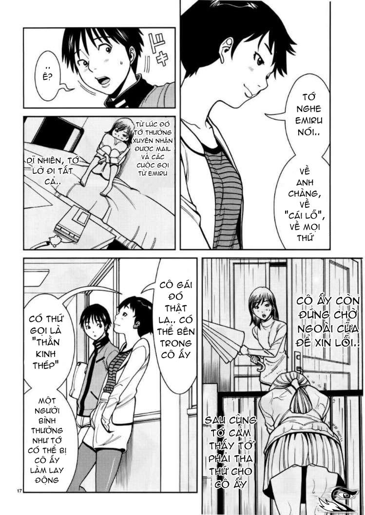 Nozoki Ana chap 47 - Trang 18