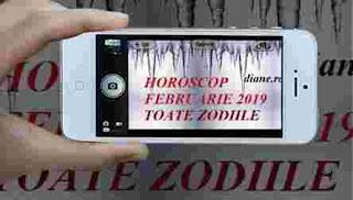 Horoscop toate zodiile februarie 2019