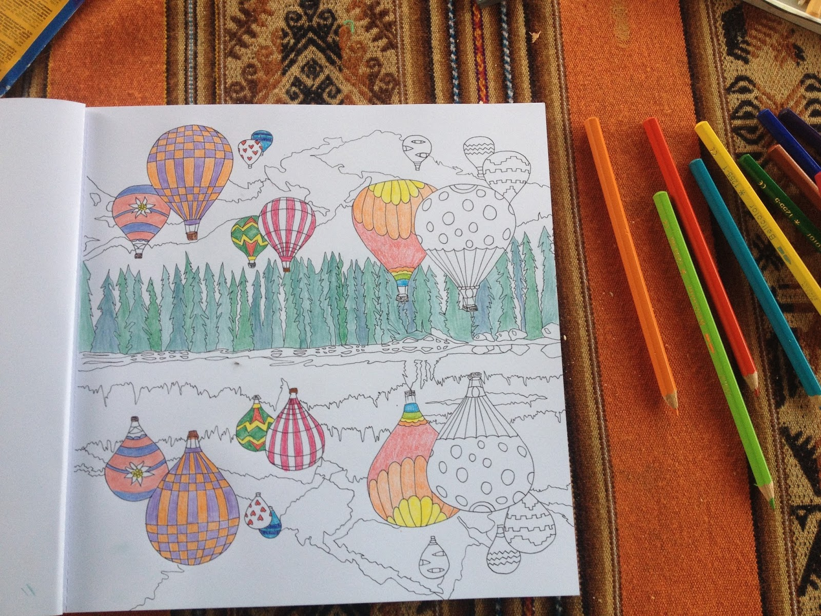 The Big Swiss Coloring Book | A Humorous Guide to Switzerland