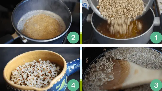 How to cook quinoa perfectly